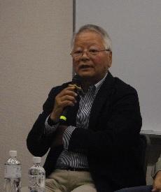 石川文洋氏 戦場・報道カメラマン。ベトナム戦争での従軍取材をはじめ、世界各地の戦争を取材。