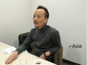 元拉致被害者家族会事務局長の蓮池透さん