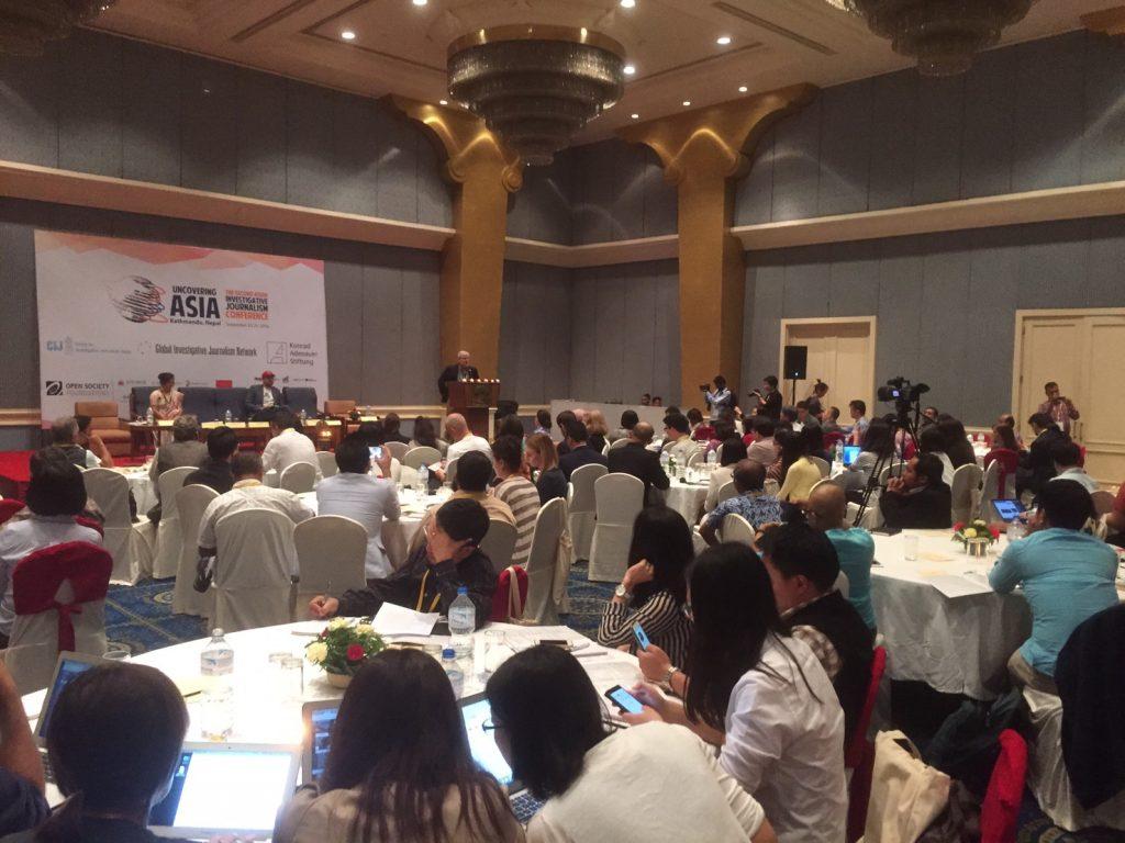 アジア調査報道会議「アジアで調査報道のネットワーク結成」