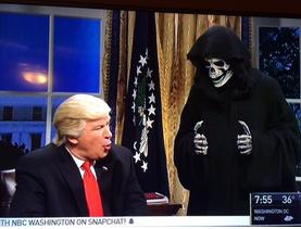 トランプの米国とどう向き合うか? (24)~ お笑い番組 のトランプ政権批判に見る米メディアの気骨