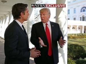 トランプの米国とどう向き合うか? (16)~トランプ大統領に毅然と対した米TVキャスターの気骨