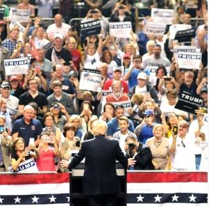 ドナルド・トランプ大統領(www.donaldjtrump.comより)
