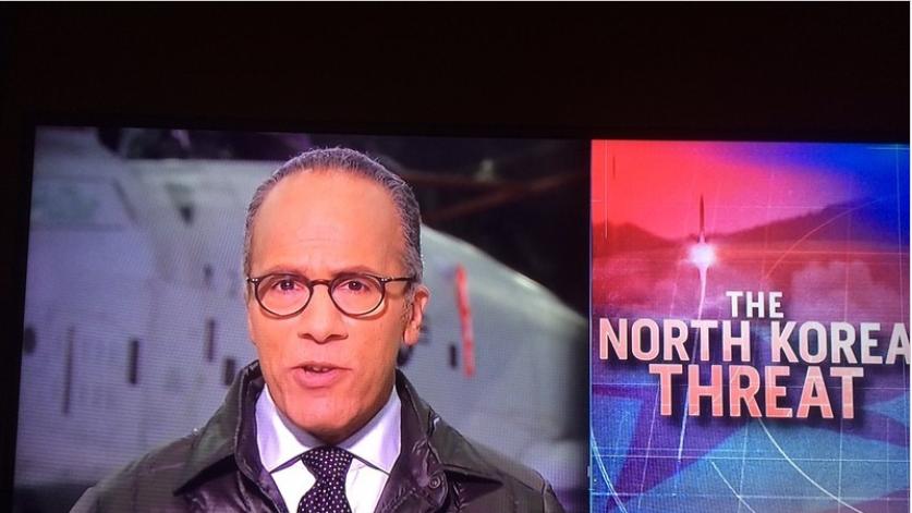米主要テレビが韓国の米軍基地から中継特番 北朝鮮脅威論を反映か ~トランプの米国とどう向き合うか? (62)