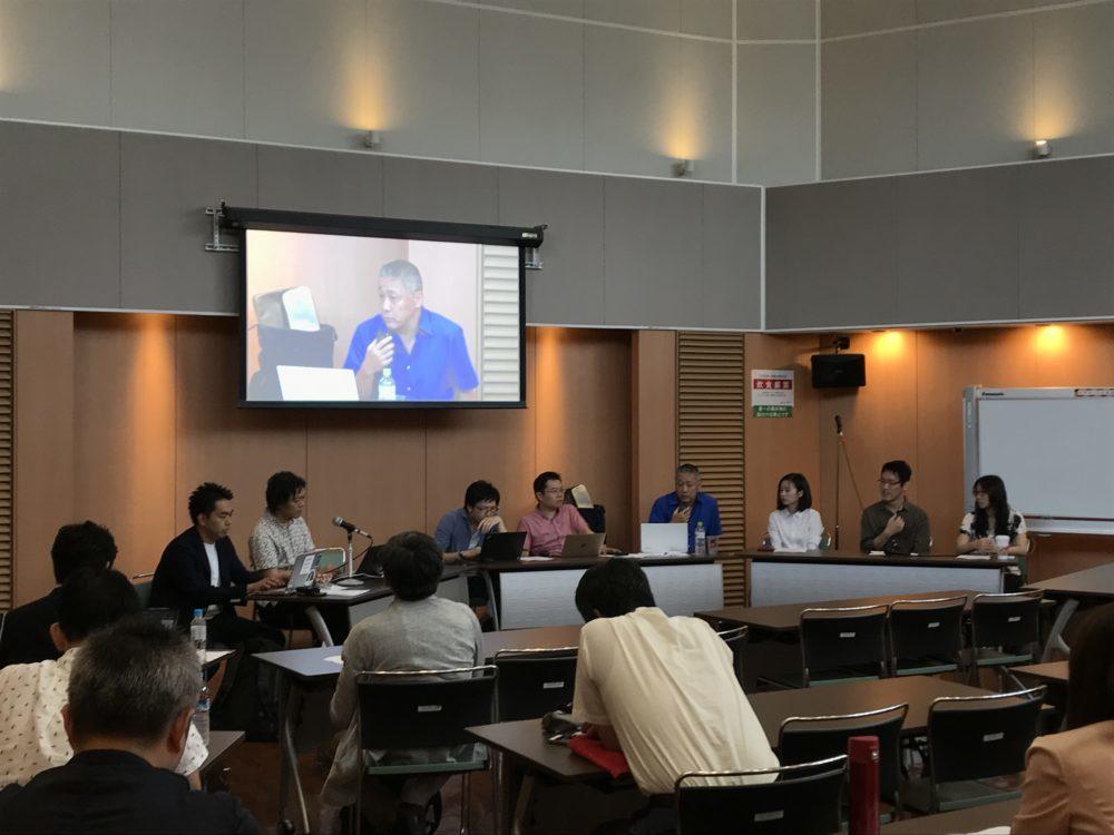 第2回公開編集会議 10月19日開催