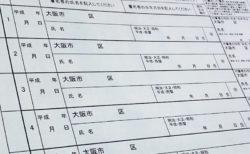 愛知県選管、リコール署名簿縦覧で全体の閲覧を認める方針 個人情報保護に限界